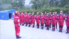 國際重型救援隊醫療分隊開展高強度實戰化演練