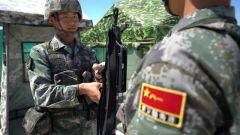 【直擊演訓場】駐訓場上練兵忙 后勤保障跟得上