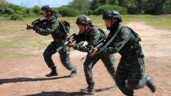 武警欽州支隊:極限訓練錘煉血性虎氣