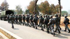 南部战区陆军某边防旅严密组织半年军事训练考核