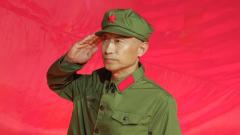 《老兵你好》20200620鏡頭里的巔峰時刻——退役空降兵戰士劉建