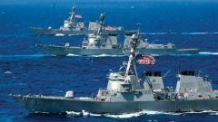 """美海军""""355舰计划""""能否顺利实施? 宋晓军:严重缺钱"""