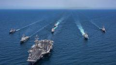 """应对""""大国竞争"""" 美海军重整合提战力布新局?"""