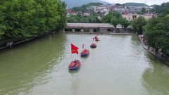 贵州省军区组织开展防汛抗洪演练