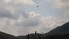 【直擊演訓場】陸軍第74集團軍某陸航旅:粵北空域低空突防