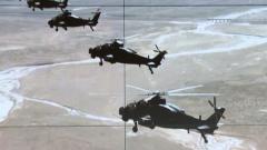 【直擊演訓場 走進陸航部隊】 陸軍 高原跨晝夜實彈射擊 檢驗全時全域作戰能力