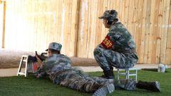 戰略支援部隊某部教導大隊組織實彈射擊考核
