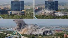 苏晓晖:欲使半岛问题保持热度引发联合国关注 朝炸毁朝韩联络大楼