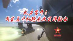 【第一军视】火力全开!武装直升机跨昼夜实弹射击