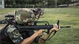 步枪精度射击训练