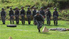 南部战区陆军某边防旅:严考实训 夯实戍边硬本领
