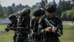 越战越强!武警湖南总队永州片区特战小队驻训火热开训