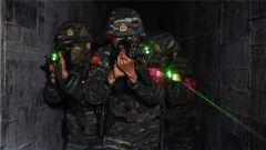 决战黑虎山!武警安徽总队开展山地反恐战斗演练