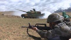 国防部:西藏军区在高海拔地域举行综合演练