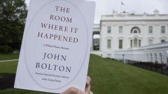 博尔顿新书《生事之屋:白宫回忆录》