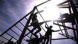"""近日,武警宁夏总队""""魔鬼周""""极限训练正在如火如荼地展开, 208名特战队员围绕4个类别、24项对抗竞赛内容展开激烈角逐。"""