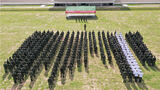 近日,武警某部机动四支队严密组织保障尖兵比武竞赛,来自基层单位的120余名官兵围绕5个专业岗位、20余项课目展开激烈比拼。