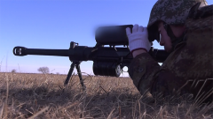 武器杀伤力试验 一场你没见过的实弹射击测试
