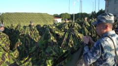 空军某指挥所:指挥机构拉动演练 提升机动作战能力