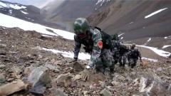 【我为祖国守边关】新疆边防 目标海拔5200米5号界碑
