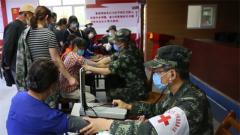 【打赢脱贫攻坚战】武警新疆总队医院医疗巡诊小分队为驻地村民送健康