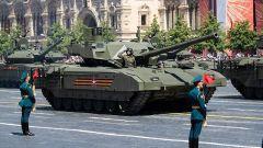 宋晓军:俄军费跌出世界前五 着力发展陆军常规力量