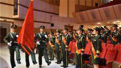 军旅荣光,再见!武警警官学院训练基地举办干部退役仪式