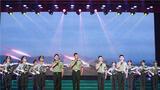 歌伴舞《改革强军之歌》