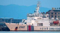 曹卫东:中国海警巡航我钓鱼岛 宣誓主权 亮明立场