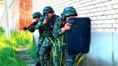武警平凉支队:特战分队集中驻训 实战锻造反恐精兵