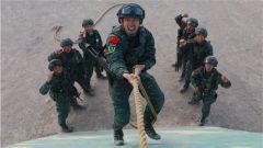 只为打胜仗!武警新疆总队某特战支队积极开展实战化军事训练