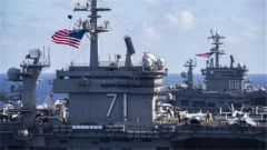 曹卫东:美国双航母编队现身亚太联演 演习内容充满进攻性