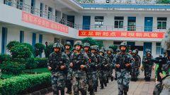 南部战区陆军边防某旅:紧急拉动 通信保障演练进行时