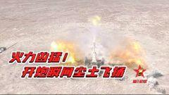 【第一军视】火力凶猛!炮兵实弹射击 开炮瞬间尘土飞扬