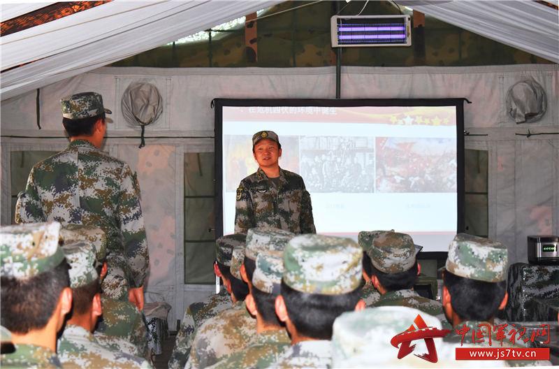 5、带领党员了解中国共产党的发展历程