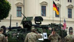美国总统已批准9500名驻德美军重新部署计划