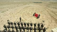 """【军旗辉映党旗红】""""红一连"""":一个支部一座堡垒 一名党员一面旗帜"""