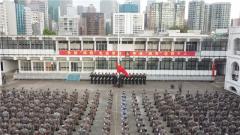 解放軍駐港部隊:堅決擁護香港國安法頒布實施