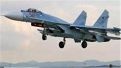 俄战机在黑海上空拦截美军侦察机