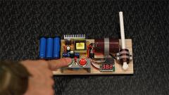 電磁炮模型試驗!看《變形金剛》中神秘電磁炮如何運作