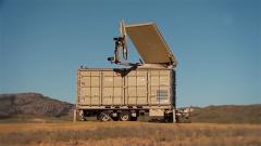 高功率微波武器:數秒內可使人喪失戰斗力