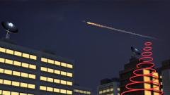 CHAMP空中高功率微波武器 可低空突入敌方空域定向打击