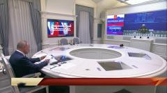 俄土伊首脑举行视频会议讨论叙利亚局势 普京:美国和欧盟对叙制裁行为非法