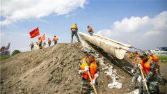 江苏泰州:防汛应急联合演练 确保安全度汛