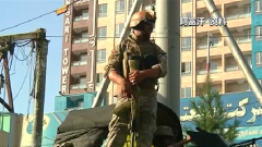 俄外交部称从未向塔利班武装提供过武器