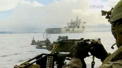 美在冰岛海岸启动大型联合反潜演习