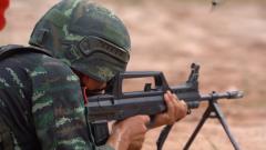 """武警雪豹突击队:""""勇士之战""""提升特战队员单兵作战能力"""
