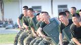 警棍盾牌术训练