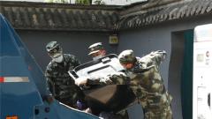 武警北京总队:创建绿色军营 共享美好环境