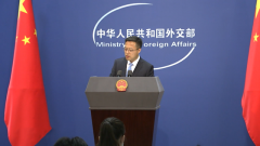 外交部:中印雙方正通過軍事和外交渠道進行對話溝通